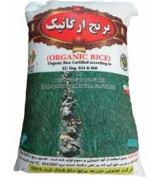 برنج ارگانيک 5 كيلويى